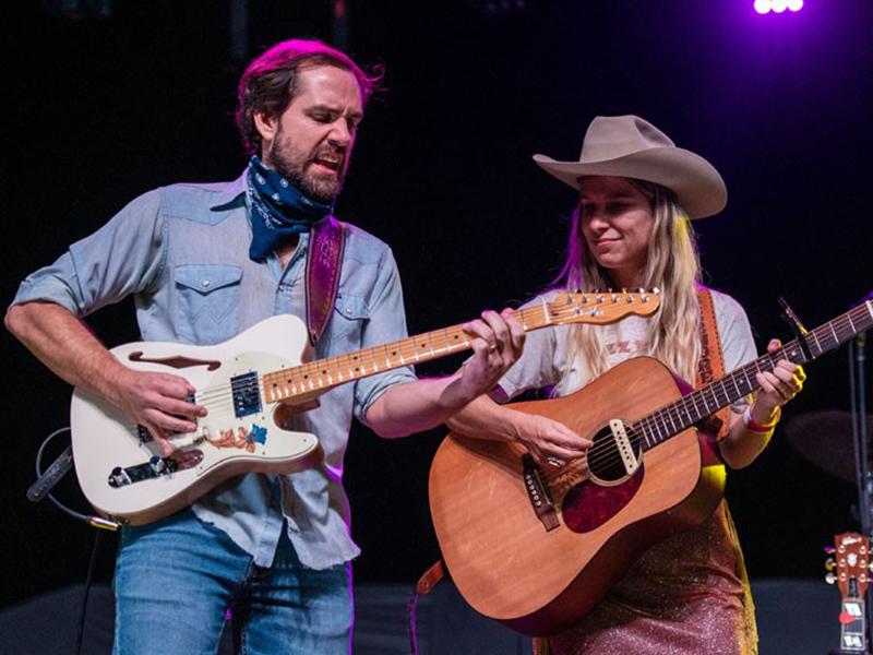 Brian Broussard & Kathryn Legendre
